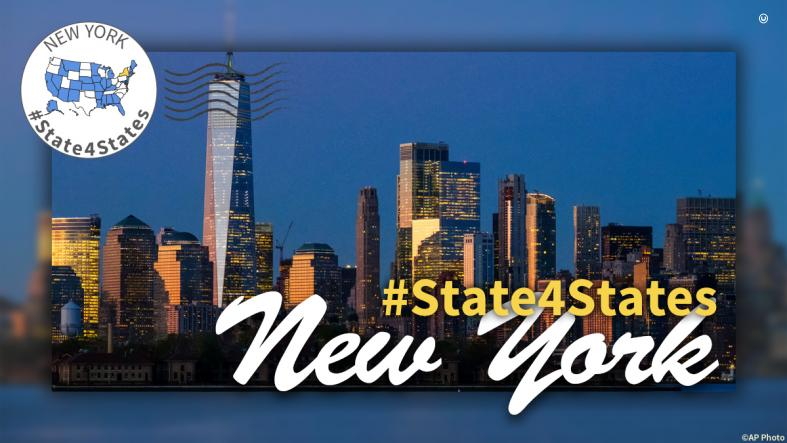 #State4States: The Department of State has direct impact on the state of New York