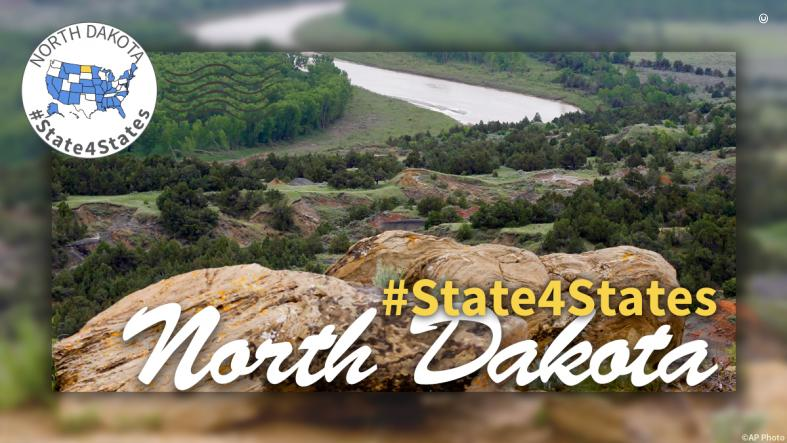 #State4States: The Department of State has direct impact on the state of North Dakota