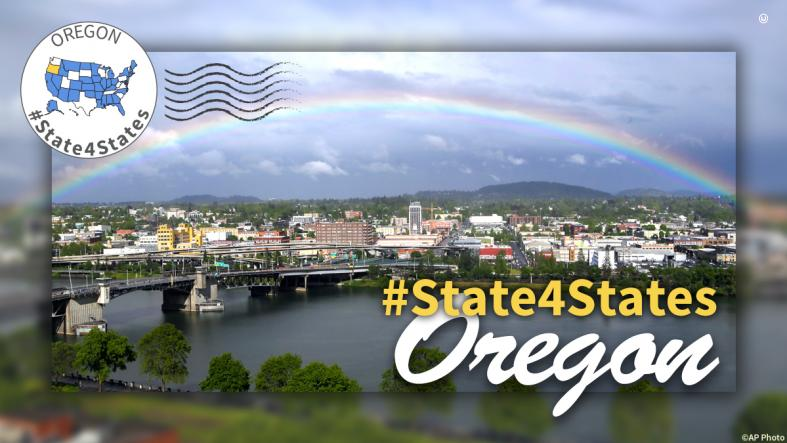 #State4States: The Department of State has direct impact on the state of Oregon
