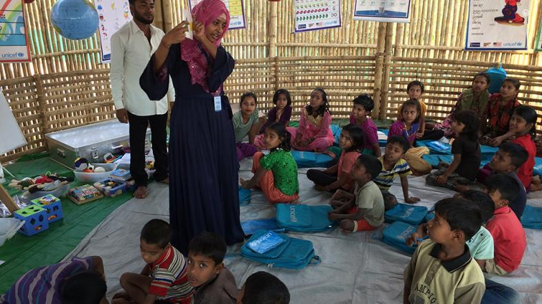 UNICEF Friendship School Camp 7 0