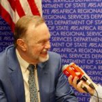 Assistant Secretary for African Affairs Tibor Nagy. (Photo Credit: Africa Regional Services)