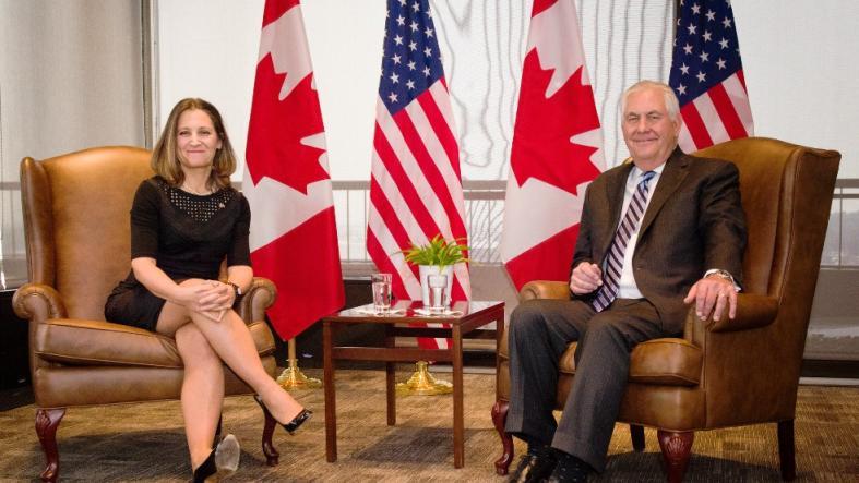 Secretary Tillerson Underscores Longstanding U.S.-Canada ...