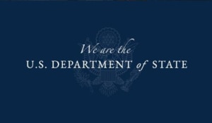 we are the U.S. Department of State