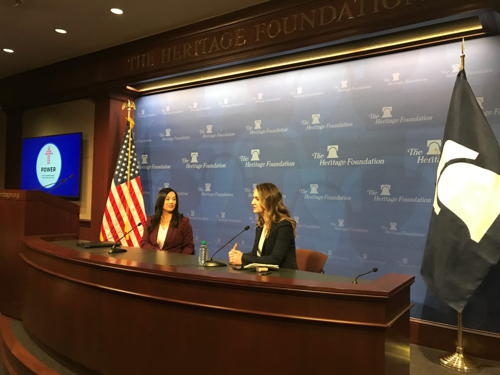 To commemorate the one-year anniversary of the Providing Opportunities for Women's Economic Rise (POWER) initiative, Assistant Secretary Singh delivered keynote remarks at the Heritage Foundation on March 10, 2020.