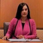 Assistant Secretary Manisha Singh delivers remarks