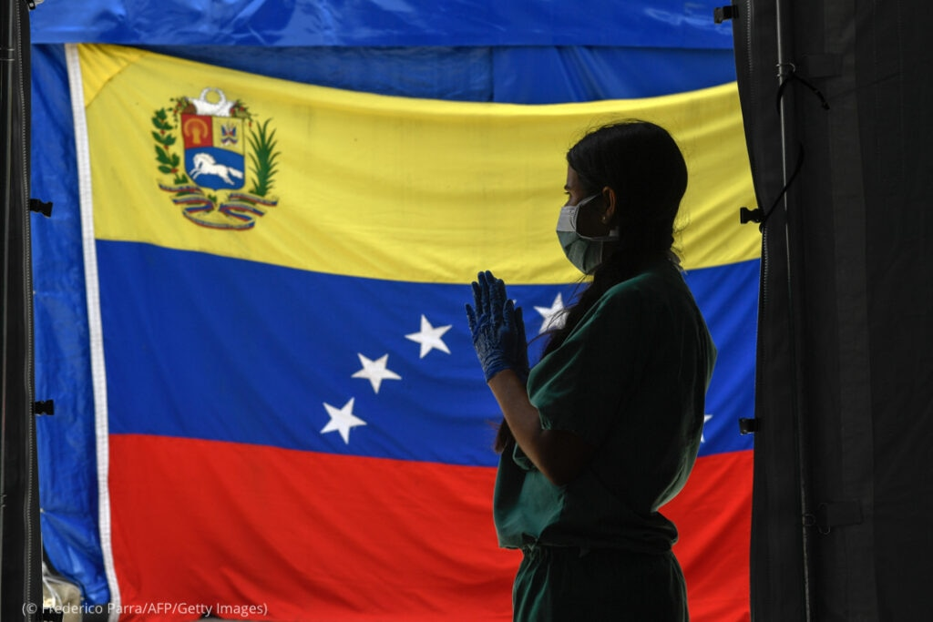 VENEZUELA-HEALTH-VIRUS-DOCTORS WITHOUT BORDERS