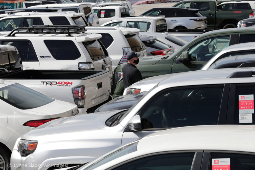 Venezuela Seized Vehicles