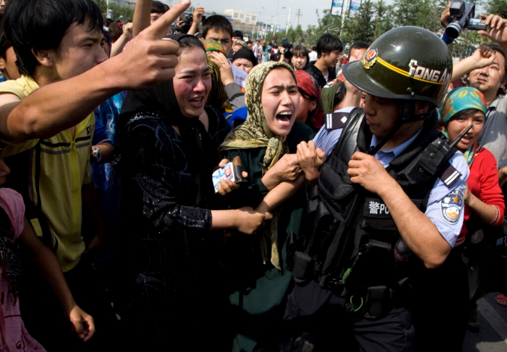 China Uighur Unrest