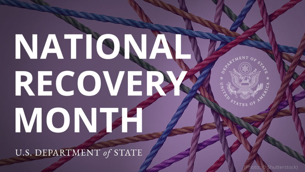 09 01 National Recovery Month TW 2