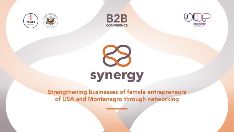 POWER Montenegro B2B Synergy: Strengthening businesses of female entrepreneurs of USA and Montenegro through networking