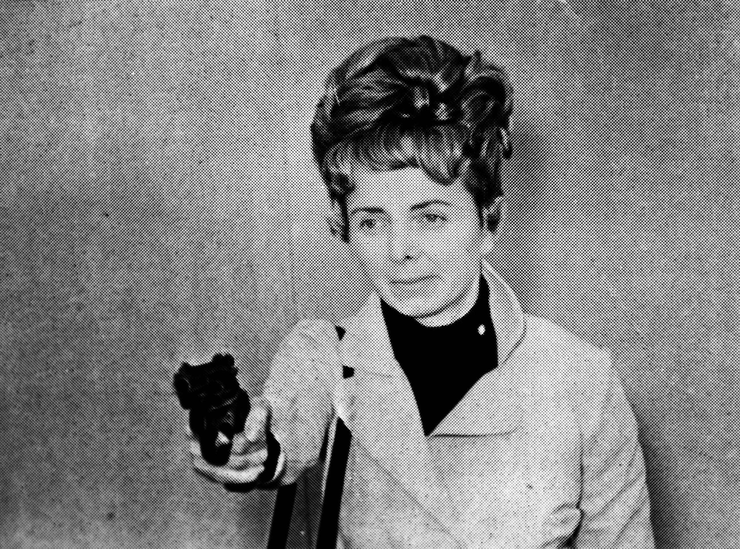 Special Agent Patricia (Patti) Morton (U.S. Department of Stat photo)