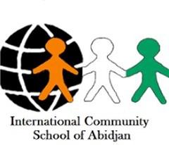 Logo for International Community School of Abidjan