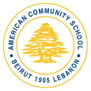 Logo for American Community School