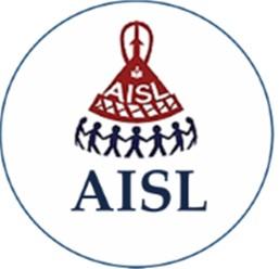 Logo for AISL school