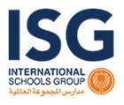 Logo for ISG