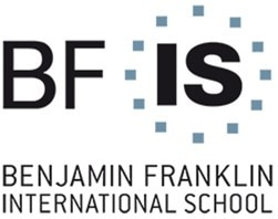 Logo for BF IS