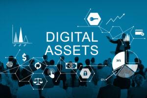 Digital Assets Business Management System Concept [shutterstock]