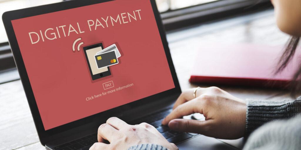 Digital Payment E-commerce Shopping Online Concept [shutterstock]