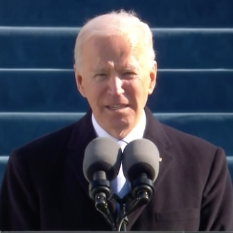 President Joseph R. Biden's Inaugural Address
