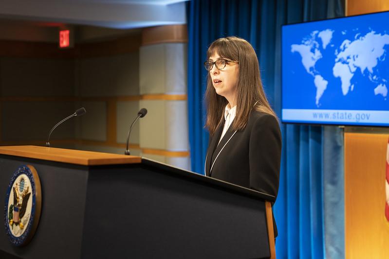 Lisa Peterson Delivers Remarks