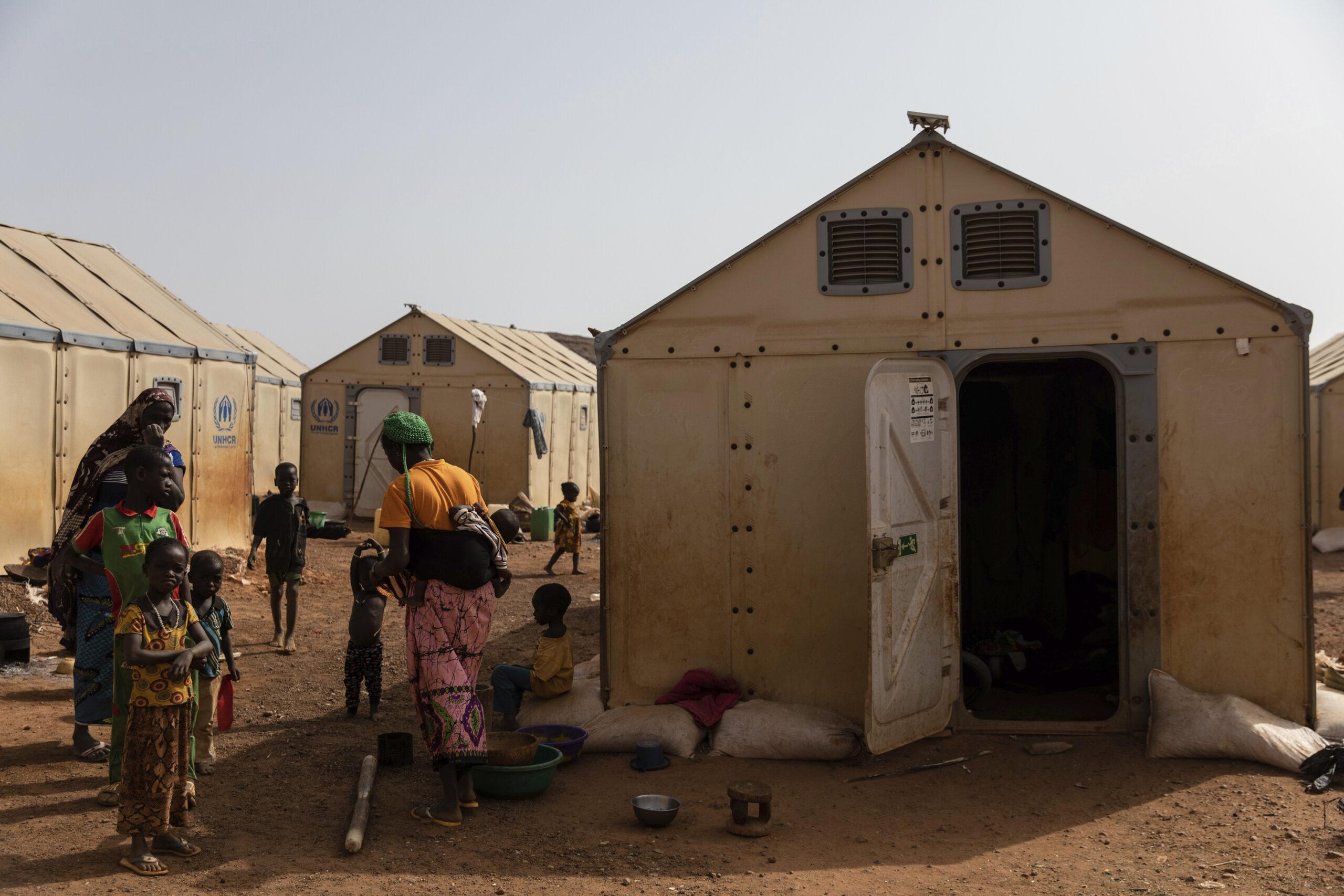 Burkina Faso UN Humanitarian Crisis