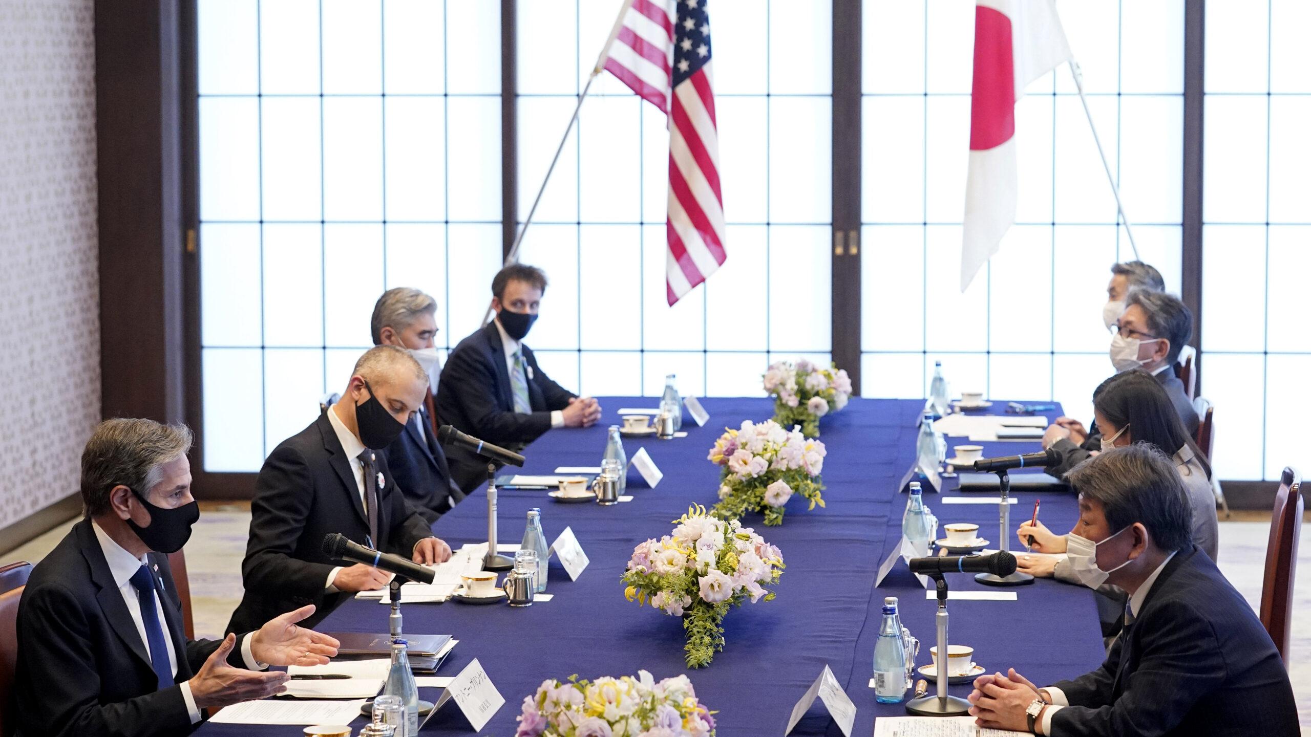 Japan Asia US
