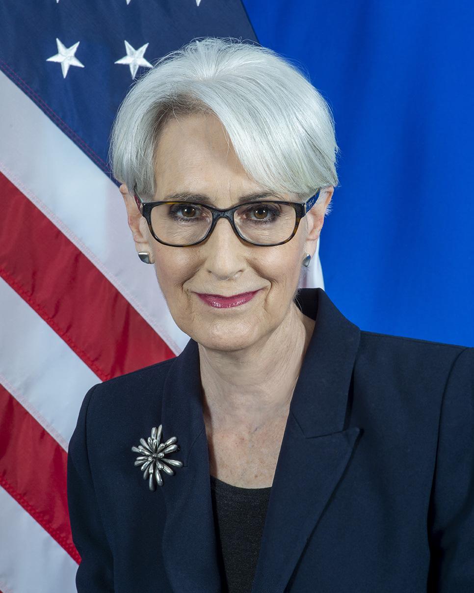Deputy Secretary Wendy R. Sherman