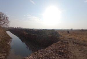 Restored water channel near MM6 (Photo by TNMAC)
