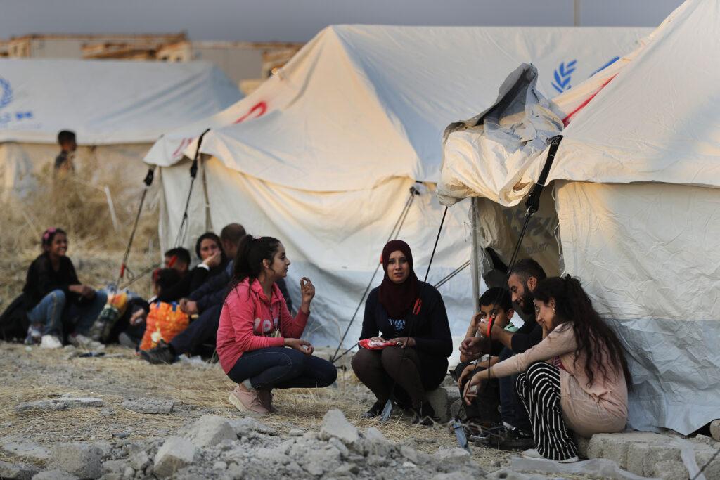 Refugee Rebuilding