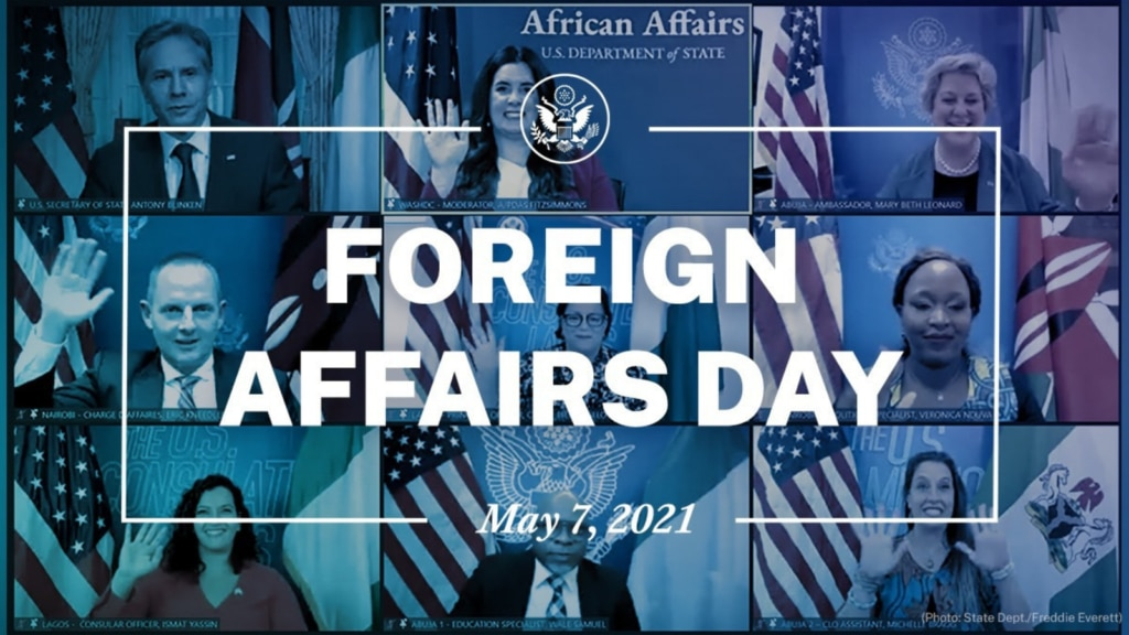 Foreign Affairs Day: May 7, 2021