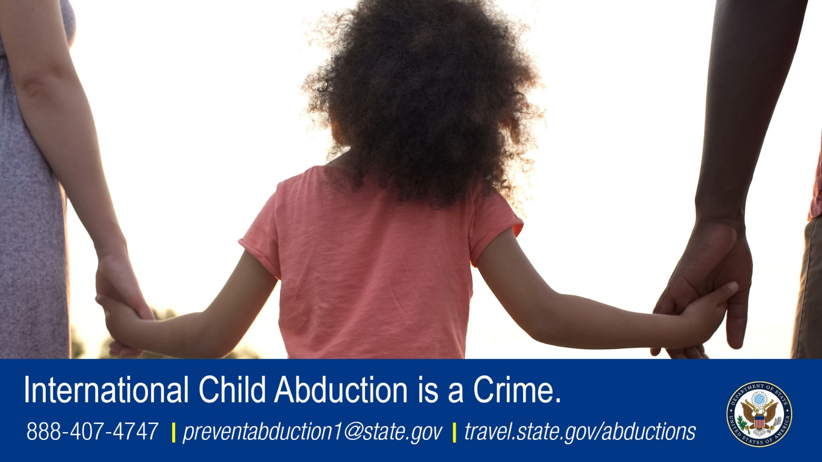 International Child Abduction is a Crime