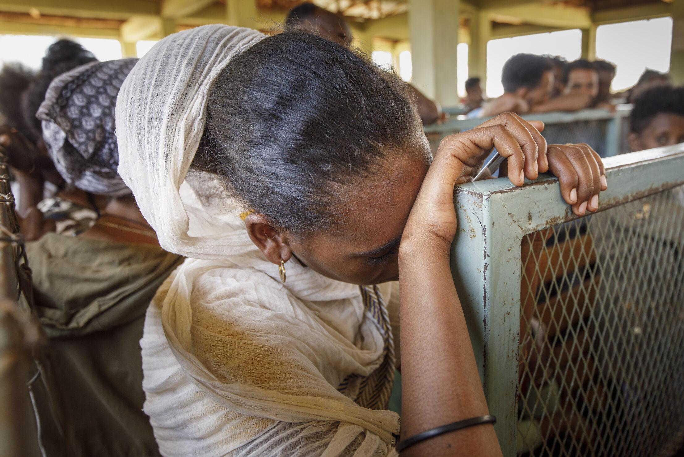 Ethiopia. High Commissioner Visits Eritrean Refugee Camp In Tigray