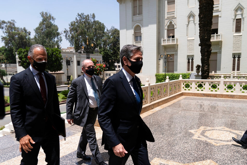 Egypt US Blinken
