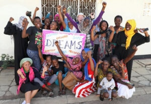 AIDS-free future for girls in Africa