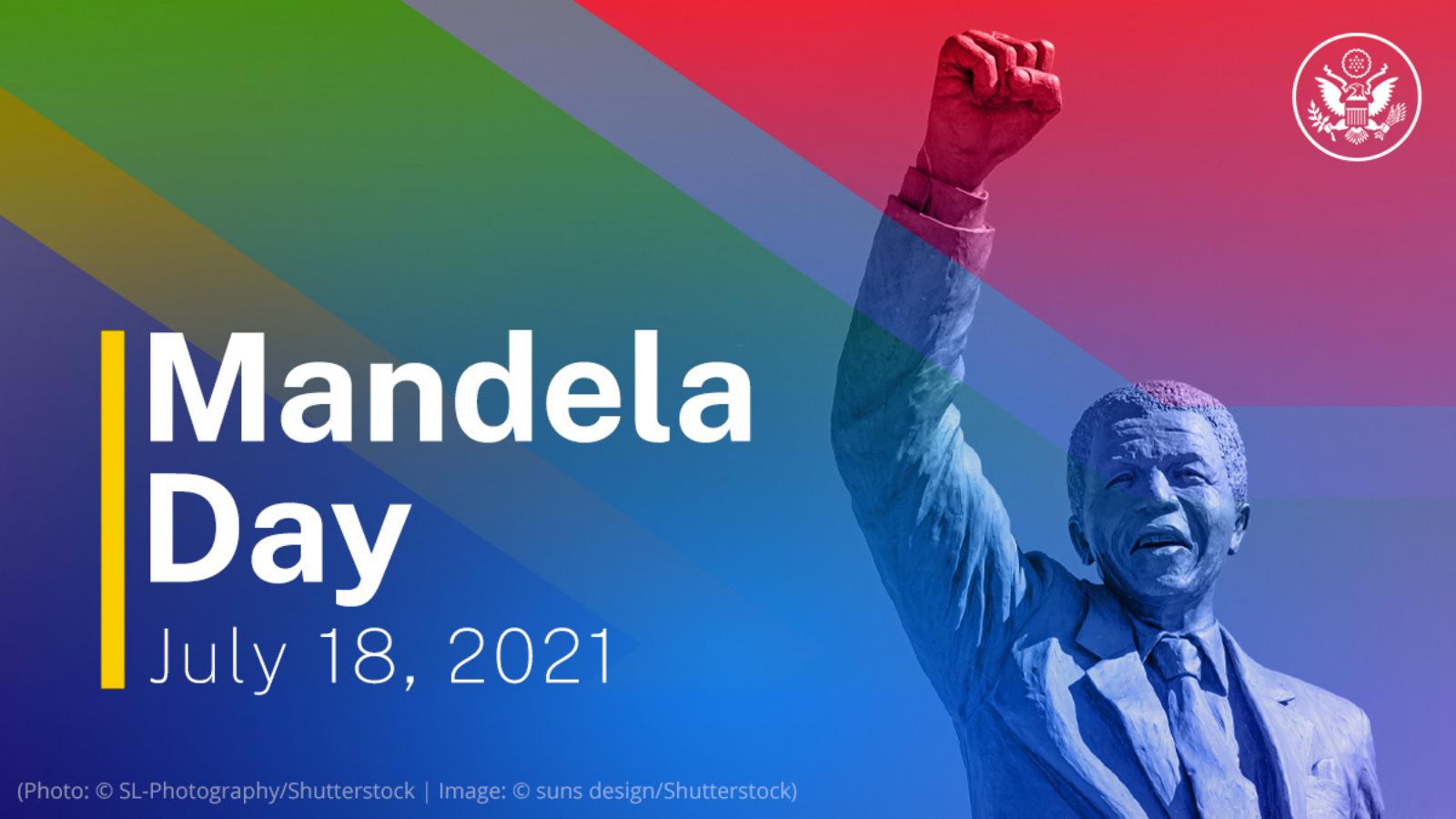 Mandela Day: July 18, 2021