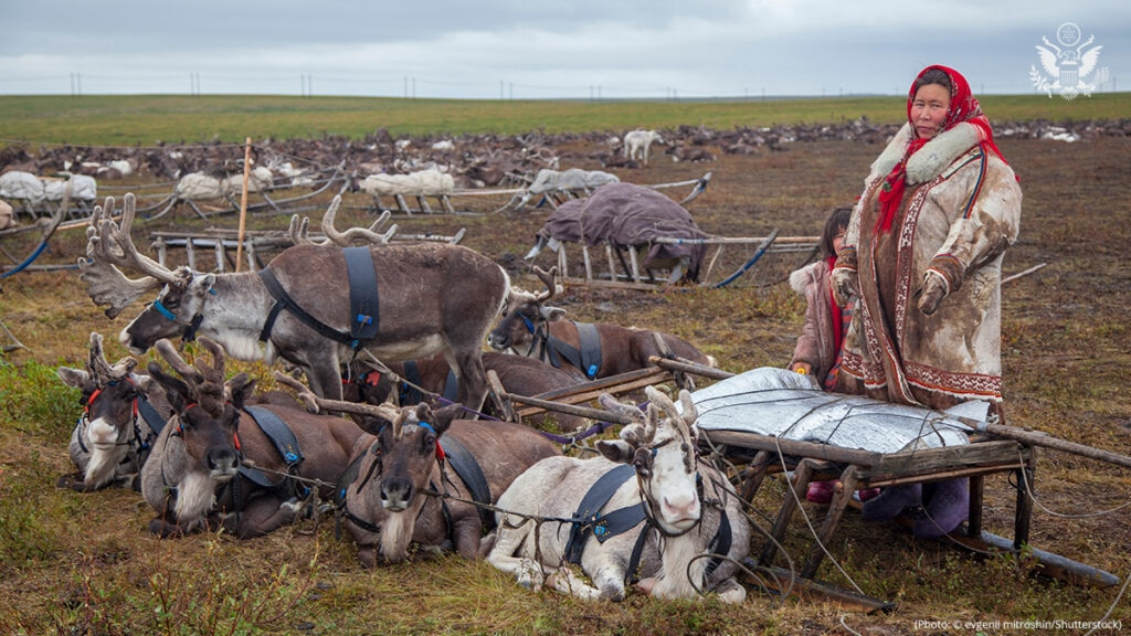 Women and girls' traditional knowledge about their environment, often passed down from generation to generation, could help paint a more complete picture of Arctic climate.