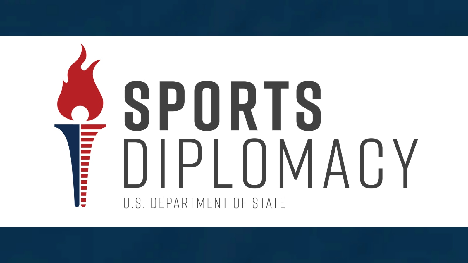 Sports Diplomacy at the U.S. Department of State