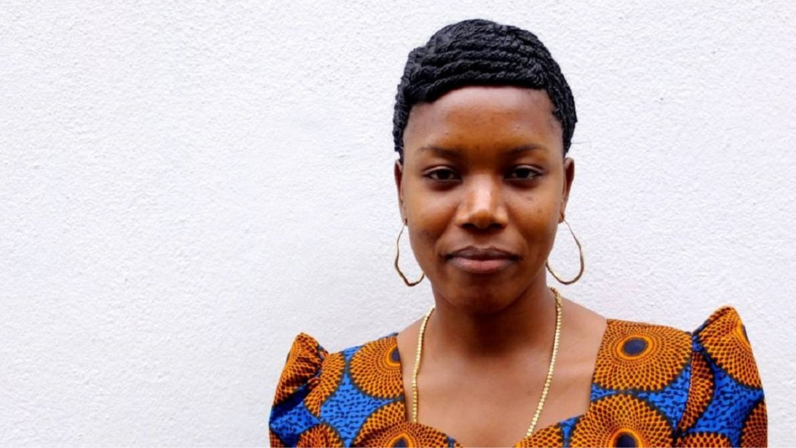 Pictured here is Tanzanian civil society activist Angela Benedicto. (Photo courtesy of Angela Benedicto)