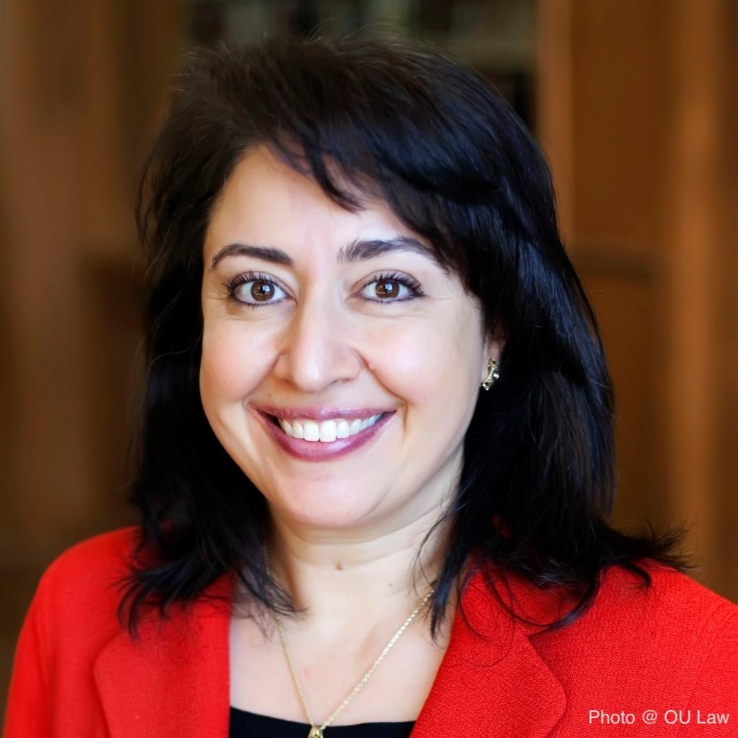 Professor Evelyn Aswad Headshot By OU Law