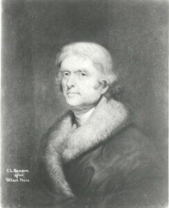 Thomas Jefferson, first U.S. Secretary of State. (State Department photo)