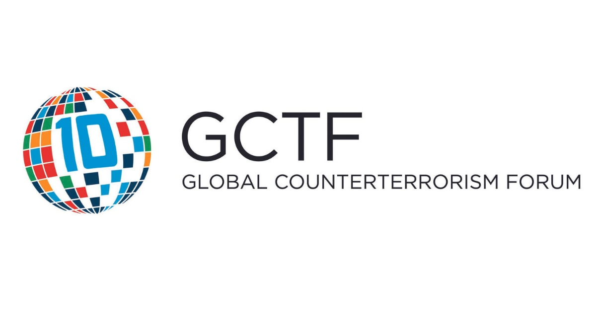 logo of the global counterterrorism forum