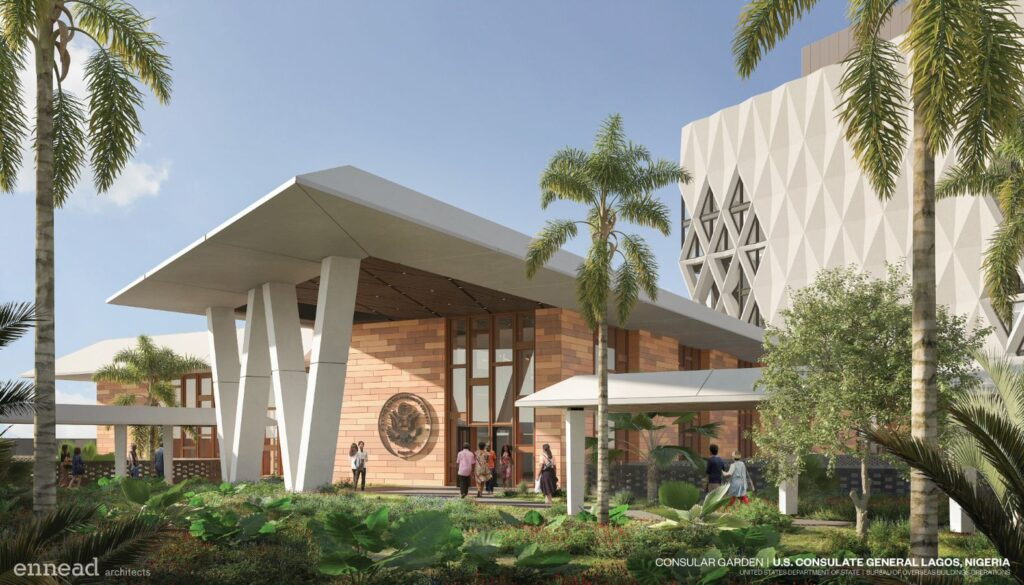 U.S. Consulate General in Lagos
